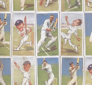 A4 Crafthouse Press Vintage Cricketers