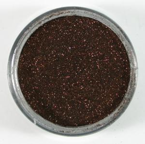 Cosmic Shimmer Polished Silk Glitter Dark Bronze