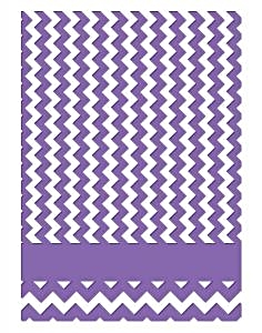 Couture Creations Embossing Folder Chevron