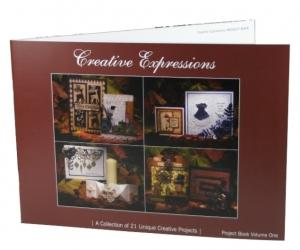 Creative Expressions Project Book Vol.1