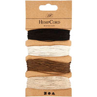 Woodware Hemp Cord Brown Harmony