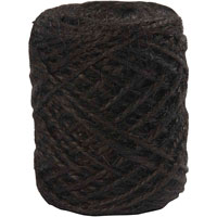 Woodware Natural Hemp Black 30m